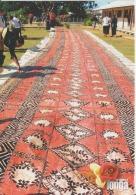 Tonga Nuku'alofa Barkcloth Or Tapa Used - Tonga