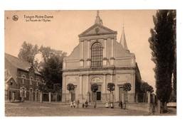 BELGIQUE . TONGRE-NOTRE-DAME . La Façade De L'Eglise - Réf. N°3504 - - Chièvres