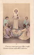 Andachtsbild - Image Pieuse - Kinder - Kommunion Communion - Saint-Barthélémy Mulhouse-Dornach 1950 - 11*7cm (29480) - Andachtsbilder