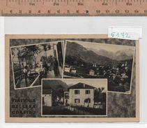 6172  CORRIDO  TRATTORIA DELLERA - Como