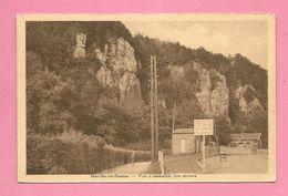 C.P. Marche-les-Dames = Vue D'ensemble  Des  Rochers - Namen