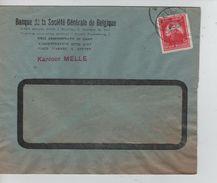 TP 749 Perforé S/L.En-Tête Banque Société Générale Melle C.Melle 1947 AP1083 - 1934-51
