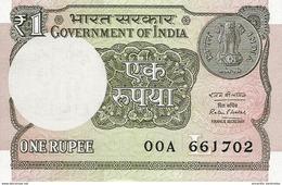 INDIA 1 RUPEE 2016 P-108b UNC [IN108b] - India