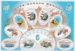 """Bloc De Timbres Neufs Année 2005  """"Coupe Gordon Bennett"""" - Sheetlets"""