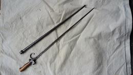 Baïonnette Lebel 1886 - Knives/Swords