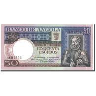 Angola, 50 Escudos, 1973, 1973-06-10, KM:105a, NEUF - Angola