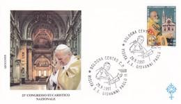 Italien 1997  23° Congresso Eucaristico Nazionale. Bologna - Christianisme