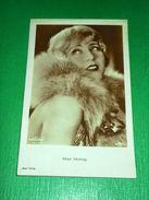 Cartolina Cinema Teatro - Mae Murray 1930 Ca - Cartoline