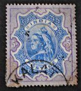 VICTORIA 1892/99 - OBLITERE - YT 51 - 1882-1901 Empire