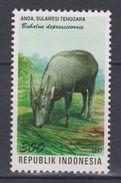 Indonesia Indonesie Nr. 1815 MNH ; Koe, Cow , La Vache, Vaca, Rund 1997 NOW MANY STAMPS OF ANIMALS - Koeien