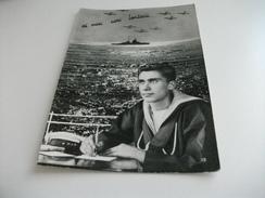 NAVE SHIP GUERRA AEREI IN VOLO  MARINAIO   ... AI MIEI CARI LONTANI ... - Guerra
