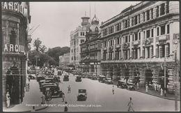 Prince Street, Fort, Colombo, Ceylon, C.1920s - Plâté RP Postcard - Sri Lanka (Ceylon)