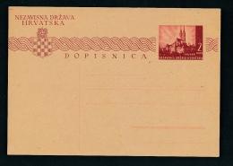 Kroatien   - Alte  Ganzsache   ( T3208 ) Siehe Scan - Croatia
