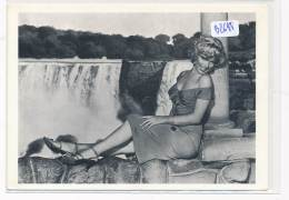 AC - B2648 (Photo Format CPM GF) - Reproduction Photo Marilyn Monroe  Niagara 1953 - Reproductions