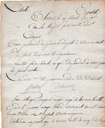 Révol. 19 Floréal An 3 - TROIS PRISONNIERS ÉVADÉS Du Dépôt De THIERS (63) - Leurs Signalements - Historical Documents