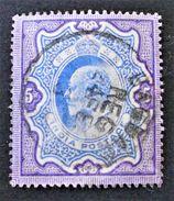EDOUARD VII - OBLITERE - YT 70 - India (...-1947)