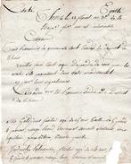 Révol. 22 Floréal An 3 - TROIS PRISONNIERS DE GUERRE ÉVADÉS Du Dépôt De THIERS - Leurs Signalements - Historical Documents