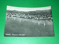 Cartolina Cattolica - Panorama Dall'aereo 1959 - Rimini