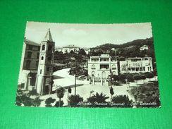 Cartolina Albisola Marina ( Savona ) - San Benedetto 1942 - Savona