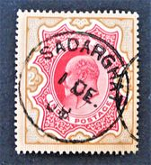 EDOUARD VII 1902/09 - OBLITERE - YT 68 - Inde (...-1947)