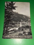 Cartolina Casteldelfino ( Valle Varaita ) - Panorama 1953 - Cuneo