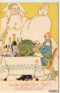 """Humor_Caricature_Satira_Allegoria_ILLUST:VENTURA. """"Preparazione Alla Revanche""""-Originale100%_2Scan- - Humour"""