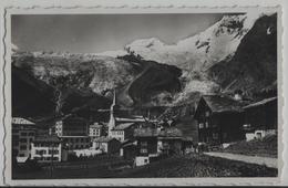Saas-Fee, Allafin, Alphubel, Täschhorn - Photo: Clemens Supersaxo - VS Valais