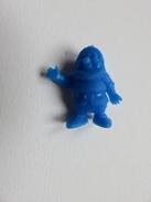064 - Figurine Prof Un Des 7 Nains - Walt Disney - Monochrome Bleu - Rare - Disney