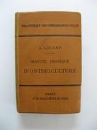 A. Locard Manuel Pratique D'ostréiculture Paris 1900 Huitres Moules Praires Palourdes Clovisses Escargots Mytiliculture - Pays De Loire