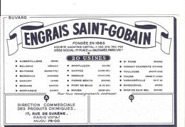 ENGRAIS SAINT - GOBAIN - Agriculture