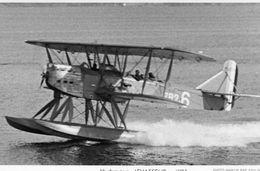 Hydravion  -  Levasseur  -  1935  -   Marius Bar Photo Carte  -  CP - 1919-1938: Entre Guerras