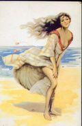 Donnina - Fantastiche Visioni - Formato Grande Non Viaggiata – E 2 - Women