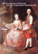 De Gouverneurs-Generaal Van De Oostenrijkse Nederlanden - History