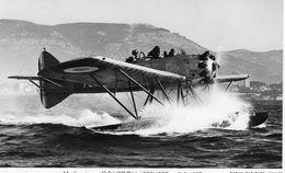 Hydravion  -  Gourdou Leseurre  -  1937  -   Marius Bar Photo Carte  -  CP - 1919-1938: Entre Guerres