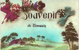 Carte Postale Ancienne De TRAVEXIN - Andere Gemeenten