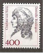BRD 1992 // Michel 1582 ** (021.359) - [7] République Fédérale