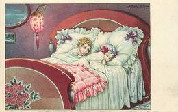 Ref U812- Illustrateurs - Illustrateur A Bertiglia - Enfants   - Carte Bon Etat - - Bertiglia, A.