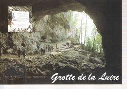 SAINT AGNAN EN VERCORS.....DROME...GROTTE DE LA LUIRE - Francia