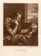 Santino Antico SAINT JOSEPH - PERFETTO N54 - Religione & Esoterismo