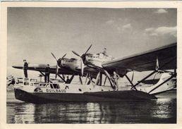 Hydravion De Grande Croisière 'Guilbaud'  -  CP - 1919-1938: Entre Guerres