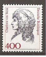 BRD 1992 // Michel 1582 ** (021.358) - [7] République Fédérale