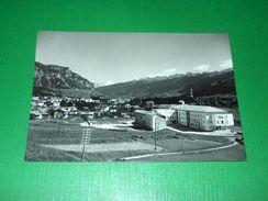 Cartolina Cavalese - Panorama Col Nuovo Ospedale 1955 Ca - Trento