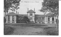 EURE ET LOIR-ORGERES L'Hôpital-MO - France