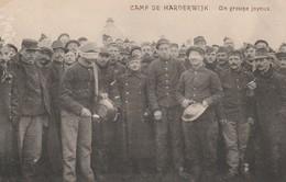 CAMP DE HARDERWIJK  ( 3/6 )     Photo 13,5 Cm X 8,7 Cm ) - 1914-18