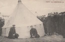 CAMP DE HARDERWIJK  ( 4/6 )     Photo 13,5 Cm X 8,7 Cm ) - 1914-18