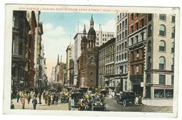 Etats-Unis // New York //  5Th Avenue - New York City