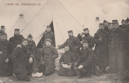 CAMP DE HARDERWIJK  ( 6/6 )     Photo 13,5 Cm X 8,7 Cm ) - 1914-18