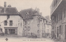 D18 - 15 - Mauriac - Cantal - Place Du Méridien - N° 81 - Mauriac
