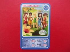 Carte Disney AUCHAN Fée Clochette - Autres