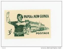 Papouasie Nouvelle Guinée-1958-Policier-YT 36***MNH - Police - Gendarmerie